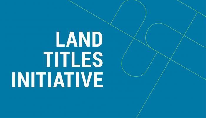 land titles initiative african nova scotian affairs